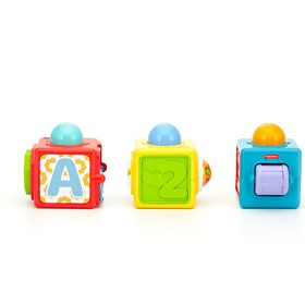 Fisher Price action cubes, Fisher Price