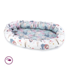 Reversible nest for baby Red Karkulka, Makaszka