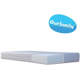 Ourfamily Foam mattress EMA MAX - 200x90, Ourfamily