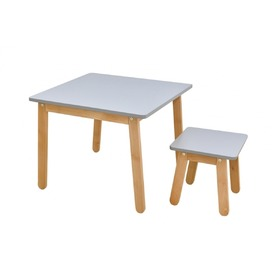 Table for children Woody Grey, Bellamy