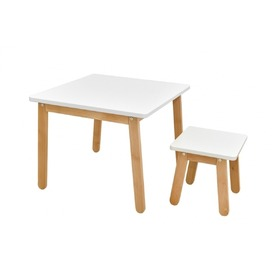 Children table Woody White, Bellamy