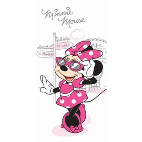 Children towel Minnie 056, Faro