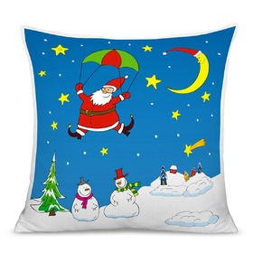 Christmas children pillow 03