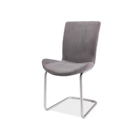 Dining chair H-301 grey, SIGNAL MEBLE