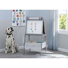Children's wooden board grey, Delta