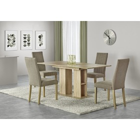 Dining convertible table Kornel oak sonoma, Halmar