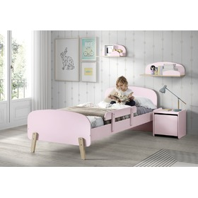 Children's bed Kiddy pink
