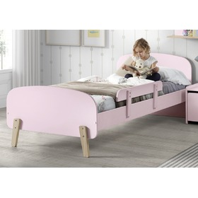 Children's bed Kiddy pink, VIPACK FURNITURE