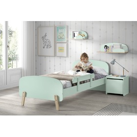 Children's bed Kiddy mint, VIPACK FURNITURE