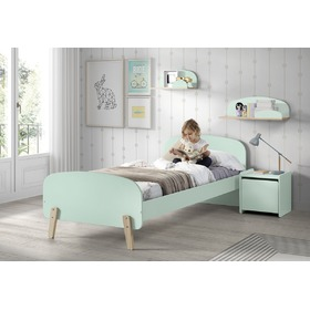 Children's bed Kiddy mint