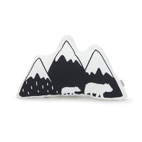Children pillow Mountains