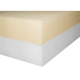Mattress Thermoelastic - 200x90 cm, Litdrew