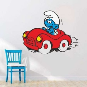 Decoration smurf, Housedecor, Smurfs