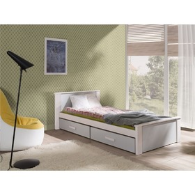 Children's bed Donald - grey, Meblobed
