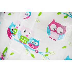 Curtains for children Colorful owls 54, Dom-Dekor