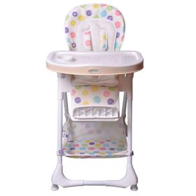 Children dining chair / lounger Dots, EcoToys
