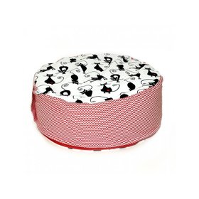 GADEO BUCKWHEAT MEDITATION POUFFE CATS, Gadeo