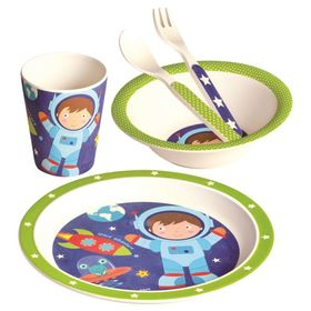Children dining set Astronaut, Nefere