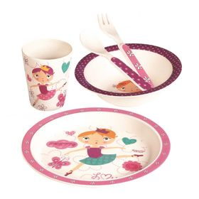 Dining set for children Danseuse, Nefere