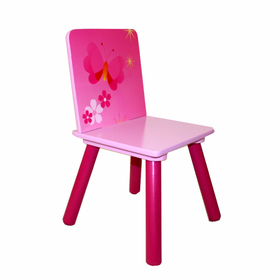 Children's table with chairs Butterflies, Homestyle4u