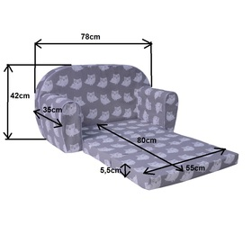 Children S Sofa Beds And Armchairs
