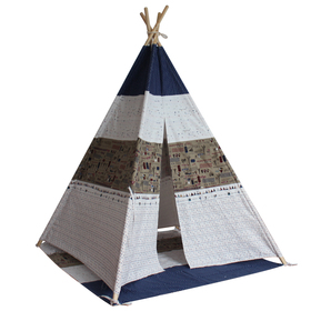 Teepee Mississippi with mat, NINGBO HUAYI IMP&EXP CO.,LTD