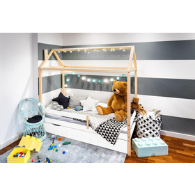 Bed house Paul for children - skandi, Ourbaby