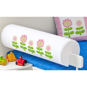 Safety Rail Protector - Happy Daisies