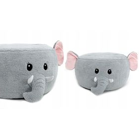 Inflatable pouffe for children Elephant, Podlasiak