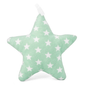 Suspendable decoration Star mint with stars, Mint Kitten