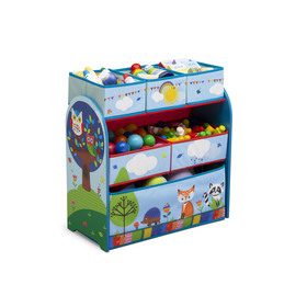 Organizer to toys Forest critters, Delta