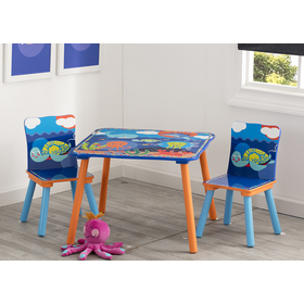 Children table with chairs Ocean