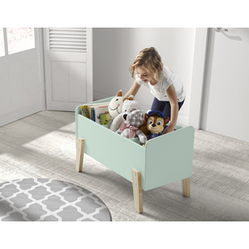 Storage box Kiddy mint, VIPACK FURNITURE