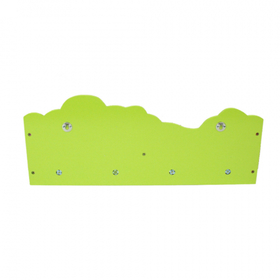 Children's hanger with shelf Jungle, Homestyle4u