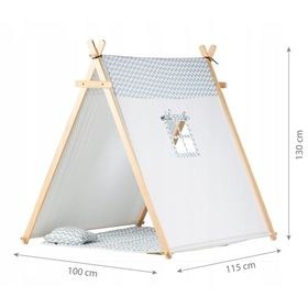 Teepee tent for children - Indian Summer