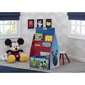 Child blackboard 3in1 Mickey Mouse, Delta, Mickey Mouse Clubhouse