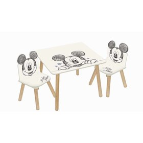 Child table with chairs - Mickey Mouse III, Globalindustry, Mickey Mouse