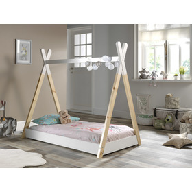 Children's bed Teepee - Kids, VIPACK FURNITURE