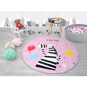 Toy storage bag and mat - all in one - Zebra, Podlasiak