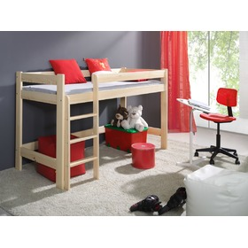 Laura Children's Mid Sleeper Bed