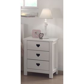 Nightstand Amori, VIPACK FURNITURE