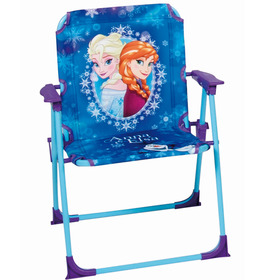 Children's camping chair Ice kingdom, Globalindustry, Frozen