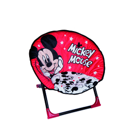 Folding chair Mickey Mouse, Globalindustry, Mickey Mouse