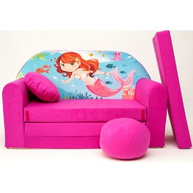 Kids' sofa Little Mermaid , Welox