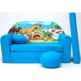 Kids' sofa Farm
