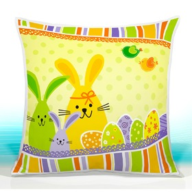 Pillow easter 3rd