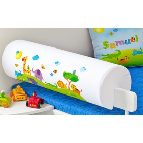 Safety Rail Protector - Safari Animals