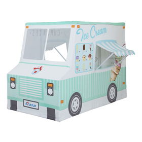 Children playing house Ice cream car, Indie