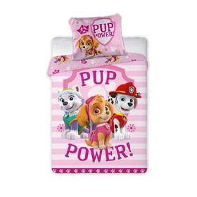 Children bedding 135x100 + 60x40 cm Tlapková patrol Power, Faro, Paw Patrol