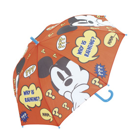 Children umbrella Mickey Mouse - red, Arditex, Mickey Mouse
